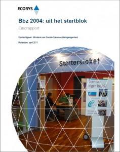 Het Rapport van Ecosys: Bbz 2004: uit het startblok
