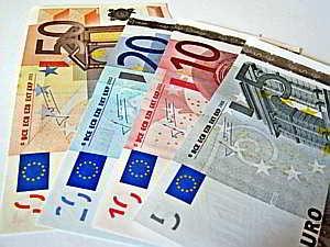 Euro's als voorschot of lening in het kader van de Bbz.