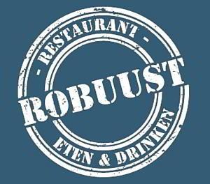 Logo Restaurant Robuust Wageningen